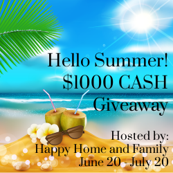 hellosummerbig21 Hello Summer: $1000 Cash Giveaway