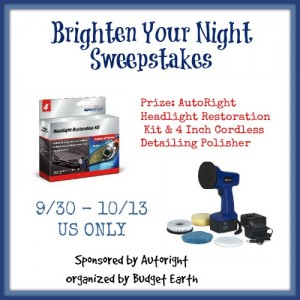 Brighten Your Night Giveaway